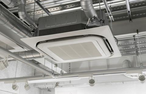 空調設備改修工事