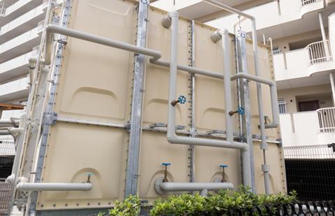 給排水設備改修工事