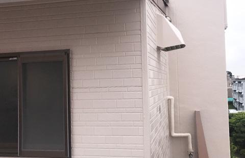 タイル補修・外壁塗装